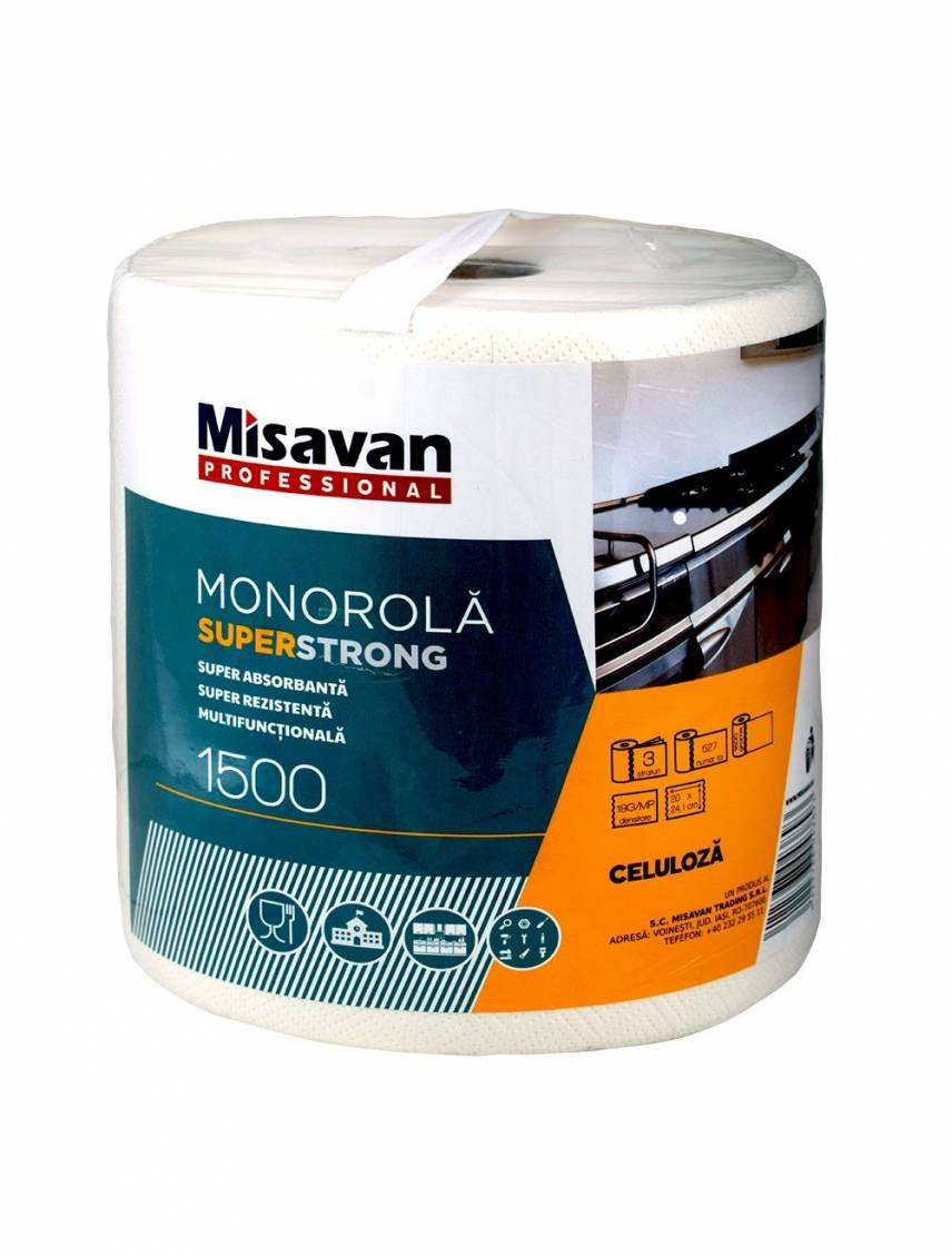 MISAVAN MONOROLA SUPER STRONG 1500 3STR